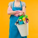 housekeeping fotografía de archivo libre de regalías