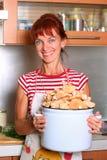 Housekeeping! Royalty Free Stock Image