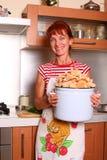 Housekeeping! Stock Photo