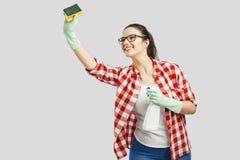 housekeeping fotografía de archivo