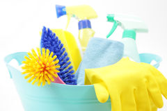 Housekeeping equipments Zdjęcie Stock
