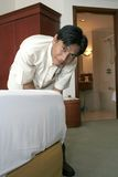 Housekeeping Or Room Boy Staff stock images