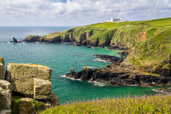 Housel Bay Cornwall England Royalty Free Stock Images