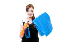 Housemaid Royalty Free Stock Image