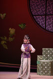"Housemaid-Kunqu Opera ""the West Chamber"" Royalty Free Stock Images"