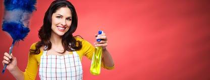 Housemaid. Stock Image