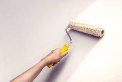 Housepainter Royalty Free Stock Images