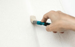 Housepainting Royalty Free Stock Images