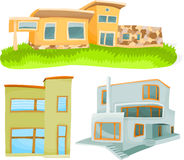 Houses 01 Royalty Free Stock Photo