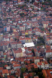 Houses. In the centre of Amasya, Turkey Royalty Free Stock Image