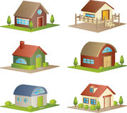 Houses Royalty Free Stock Photo