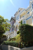 Houses. Of San Francisco, California Stock Photo