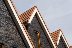 Houses. New housing development in Haarlem, Netherlands Stock Photo