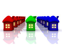 Free Houses Stock Photo - 9445140