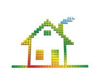 Houses Stock Image