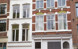 Houses of Amsterdam Royalty Free Stock Photography