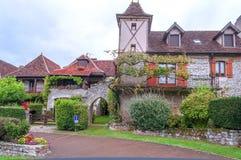Houses in Aquitaine Stock Photos