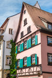 Houses in Bamberg, Germany Royalty Free Stock Image