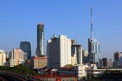 Houses in Bangkok Royalty Free Stock Photo