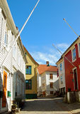 Houses in Bergen Royalty Free Stock Image