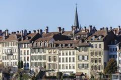 Houses of Bern Stock Image