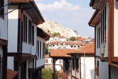 Houses of beypazari. View of the houses of beypazari, in tukey Stock Image