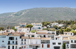Houses of cadaques Stock Images