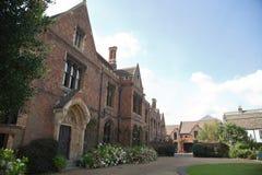 Houses in Cambridge stock photo