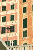 Houses in Camogli Royalty Free Stock Photo