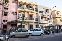 Houses of Chandigarh Royalty Free Stock Image