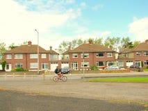 Houses in Clontarf, Dublin Royalty Free Stock Photography