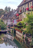 Houses in Colmar Stock Image