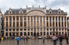 Houses of the Dukes of Brabant Royalty Free Stock Image