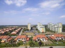houses förorts- Royaltyfri Foto