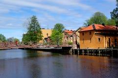 houses gammalt Royaltyfri Foto