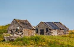 houses gammalt Arkivbilder
