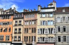 Houses of Geneva Stock Photography