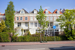 Houses in The Hague Royalty Free Stock Images