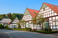 Houses In Village Of Germany Royalty Free Stock Images