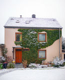 Houses ivy Stock Photos