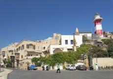 Houses in jaffa tel aviv israel Stock Image