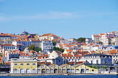 Houses of Lisbon, Portugal. Stock Image
