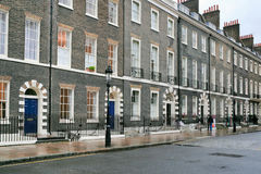 Houses of London Royalty Free Stock Photography