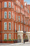 Houses of London Stock Image