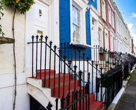 Houses in London Royalty Free Stock Photo