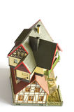 houses miniature model toy 4 Royalty Free Stock Photos