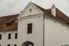 Houses of Minsk Stock Photo