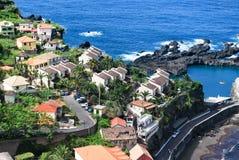 houses moniz porto Arkivfoto