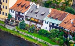 Free Houses Near River Stock Photos - 189409333