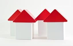 houses nytt arkivbild